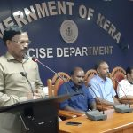 Felicitation by Addl. Excise Commissioner Sri. A. Vijayan IPS