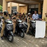 Flag-Off of Two Wheelers - 03rd June 2019